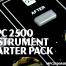 instrument starter pack